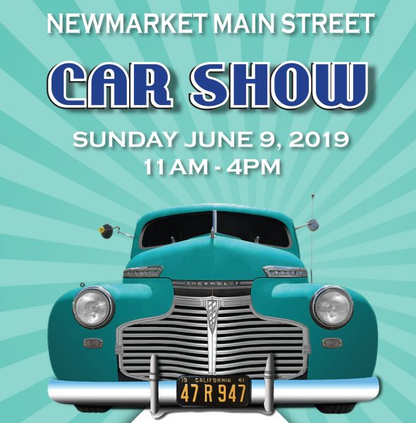 Newmarket Car Club Main Street Car Show