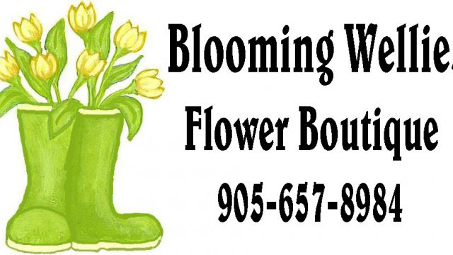 Blooming Wellies Flower Boutique