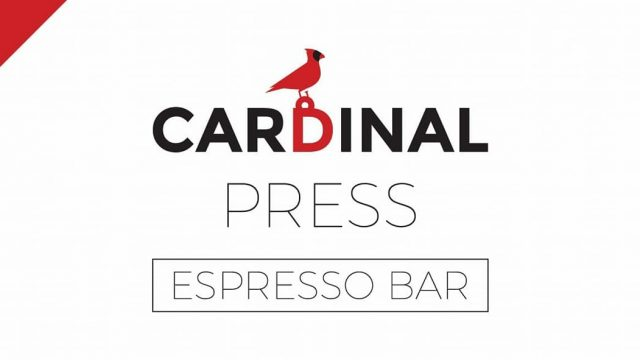 Cardinal Press Espresso Bar (formerly Covernotes Tea and Coffee House)