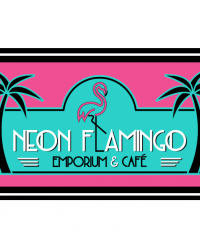 Neon Flamingo Emporium and Café
