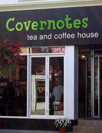 Covernotes Tea and Coffee House