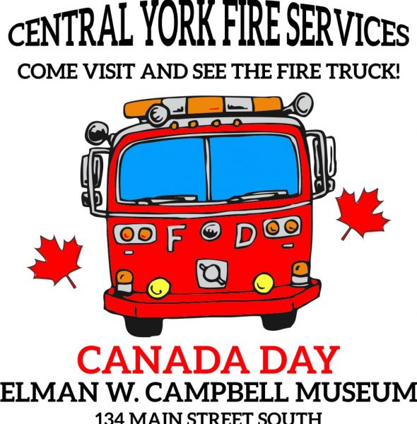 Visit the Museum and see the Fire Truck
