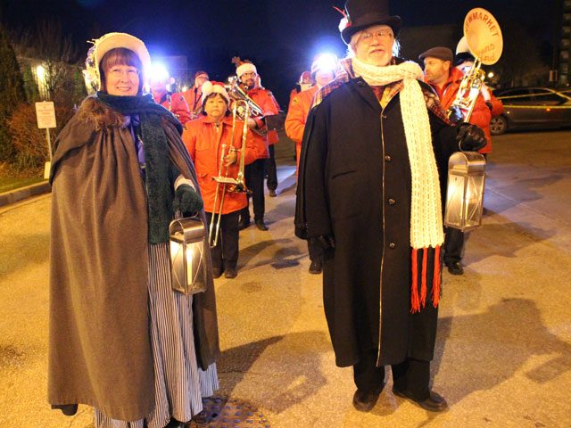 Tree Lighting Ceremony and Candle Light Parade
