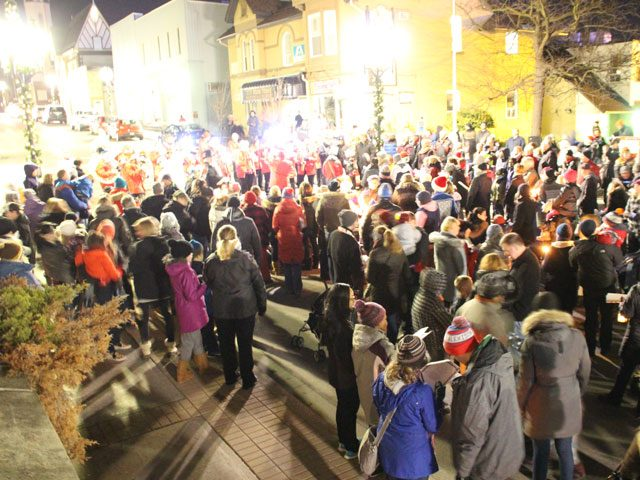 Newmarket Citizens Band delights
